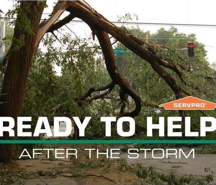 Storm Damage When Storms or Floods hit Laredo and surrounding areas, SERVPRO of North Laredo is ready!