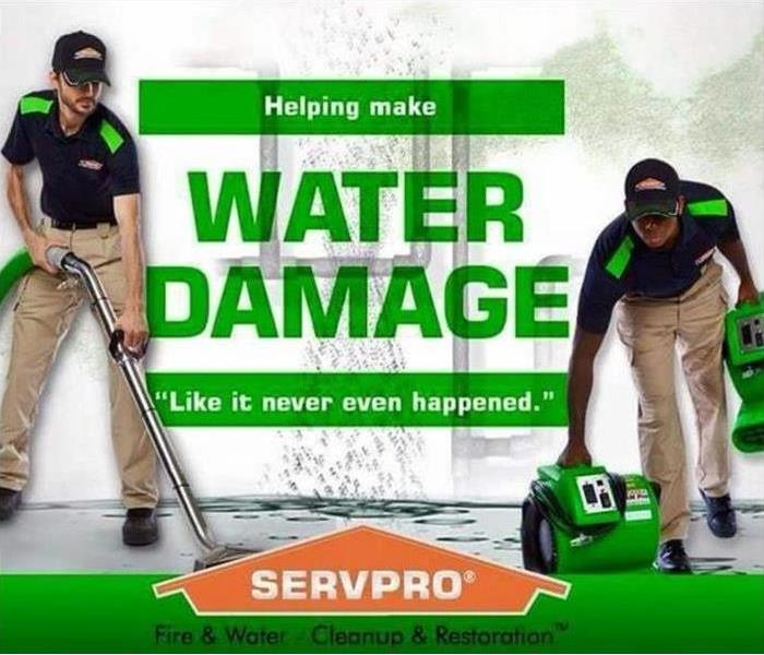 Water Damage Faster to your Laredo Water Damage Event