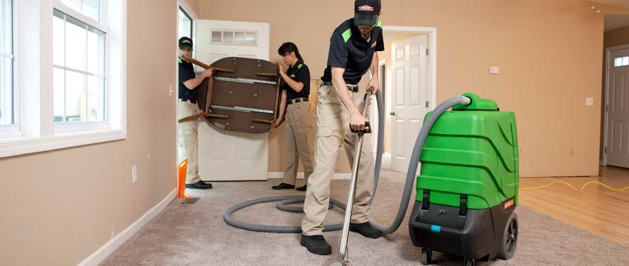 Laredo, TX residential restoration cleaning